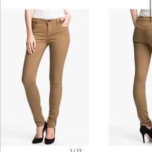 Vince Khaki Skinny Jeans